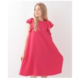 TARA JARMON / ハンカチーフスリーブドレス