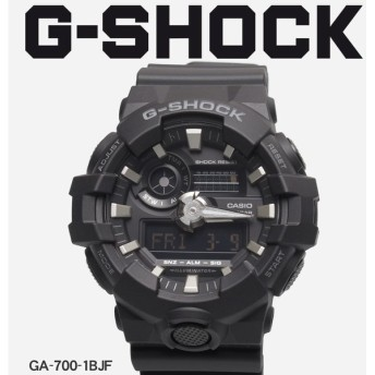 【お取り寄せ商品】 G-SHOCK ジーショック Gショック 腕時計 メンズ CASIO カシオ GA-700 GA-700-1BJF