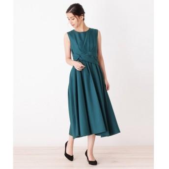 grove / グローブ ウエストツイストデザインドレス