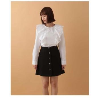 TARA JARMON / 【ドラマ着用】TOILE DOUBLE 台形スカート