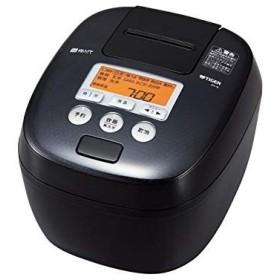 送料無料 タイガー 圧力IH炊飯ジャー JPC-B100-K 5.5合炊き ブラック 炊きたて