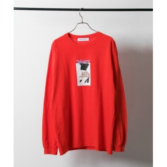 【40%OFF】 アーバンリサーチ VARIOUS TIMELESS ARTS×UR iD CHECK GIRL メンズ RED M 【URBAN RESEARCH】 【セール開催中】