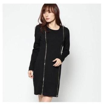 ゲス GUESS WESS DRESS (JET BLACK)