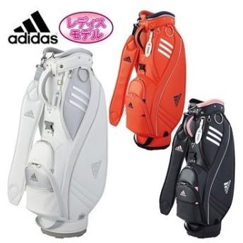 adidas Golf(アディダスゴルフ) 日本正規品 ウィメンズ メタルロゴキャディバッグ 「AWT90」 レディスモデル
