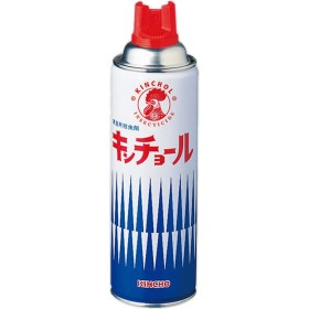 キンチョール ハエ・蚊殺虫剤スプレー (450mL)