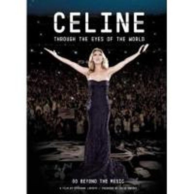celine dion セリーヌディオン celine through the eyes of the