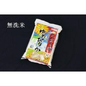 【無洗米5㎏】 ゆめぴりか 低農薬米