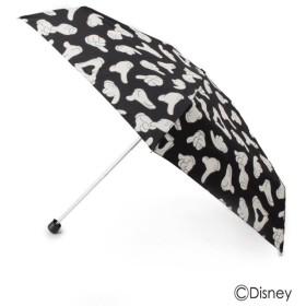 グローブ w.p.c ハンドサイン折りたたみ傘(ディズニー) レディース ブラック(419) 00 【grove】