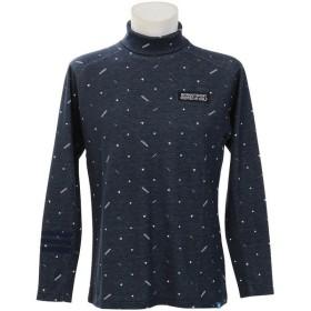 (セール)(送料無料)adidas(アディダス)ゴルフ 長袖ポロ 長袖ハイネック JP ADICROSS モノグラム L/S タートルネックシャツ CCS88-U31377 メンズ ネ...