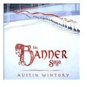 Austin Wintory The Banner Saga CD