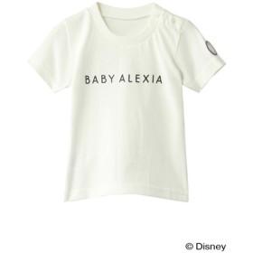 INSHORE インショア 【Kids】【ALEXIA STAM×SURF MICKEY】レインボーTシャツ ホワイト