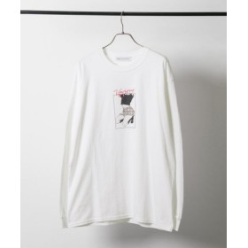 【50%OFF】 アーバンリサーチ VARIOUS TIMELESS ARTS×UR iD CHECK GIRL メンズ WHITE S 【URBAN RESEARCH】 【タイムセール開催中】