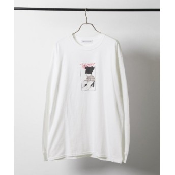 【40%OFF】 アーバンリサーチ VARIOUS TIMELESS ARTS×UR iD CHECK GIRL メンズ WHITE S 【URBAN RESEARCH】 【セール開催中】