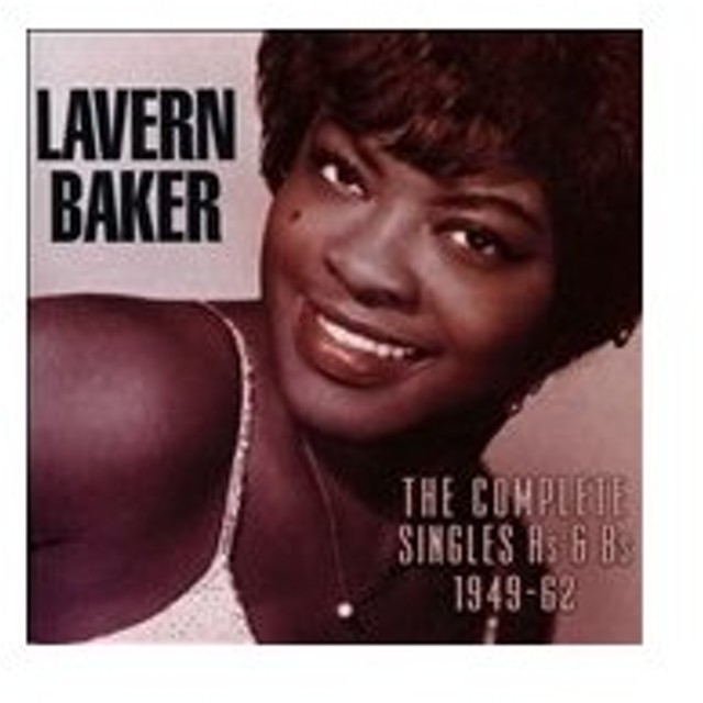 LaVern Baker The Complete Singles As & Bs: 1949-1962 CD-R