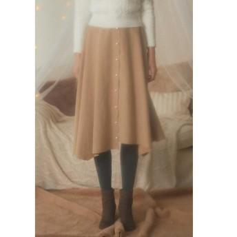 PROPORTION BODY DRESSING / プロポーションボディドレッシング 《EDIT COLOGNE》切替ヘムスカート