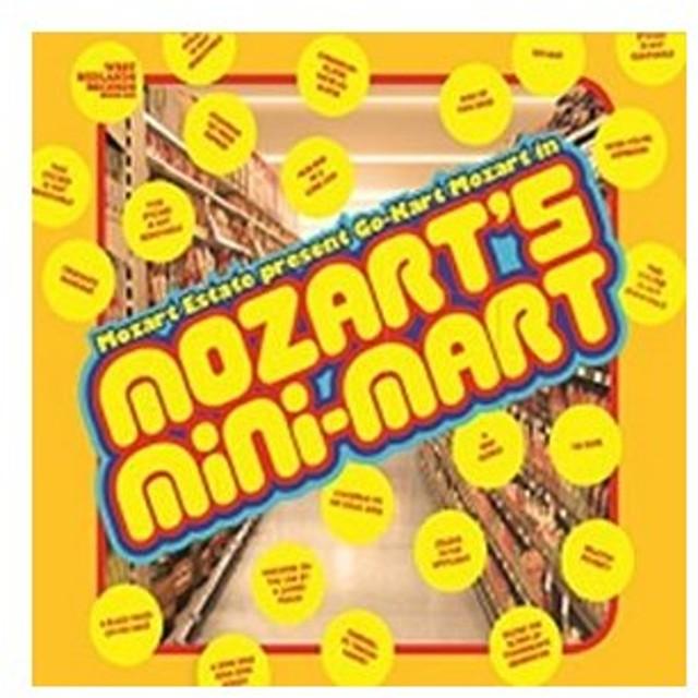 Go-Kart Mozart モーツァルツ・ミニ・マート CD