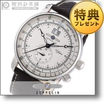 【5日店内最大31%戻ってくる!】 ツェッペリン ZEPPELIN   メンズ 腕時計 76401