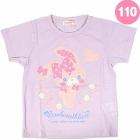ぼんぼんりぼん Tシャツ リボン 110☆サンリオ 子供キッズサマー衣料シリーズ★クロネコDM便可big_la
