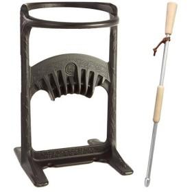 ファイヤーサイド(FIRESIDE) キンドリングクラッカーキング & ファイヤーブラスター セット キャンプ 薪割り キンクラ アウトドア