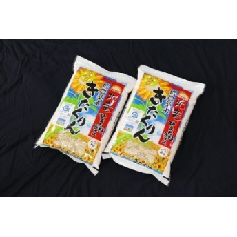 【お米10㎏】 きたくりん 農薬節減米