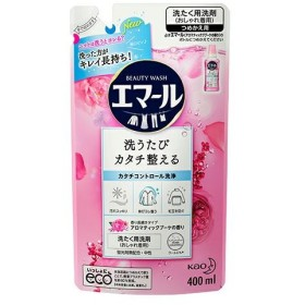 [花王]エマール アロマティックブーケの香り 詰替え 400ml