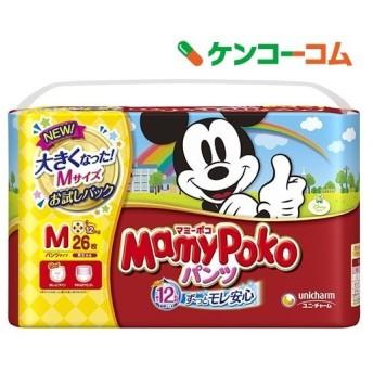 マミーポコ パンツ Mサイズ お試しパック ( 26枚入 )/ マミーポコ
