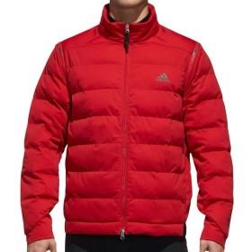 アディダス Adidas CP ストレッチ フィールサーモ ディタッチャブル長袖ジャケット