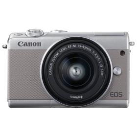 【新品】CANON EOS M100 15−45レンズキット GL