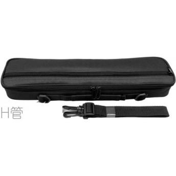 M's(エムズ) MFC/1H BLK ブラック フルートケースカバー アウトレット H管 フルートケース ハードケース用 ケースカバー 黒色 flute case H足部管用