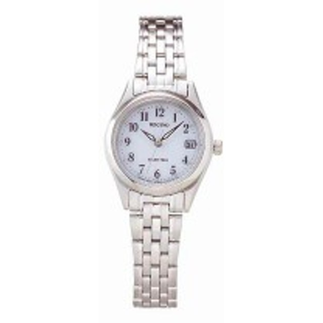 レグノ ソーラーテック婦人腕時計レディースウォッチ/RS26-0051A