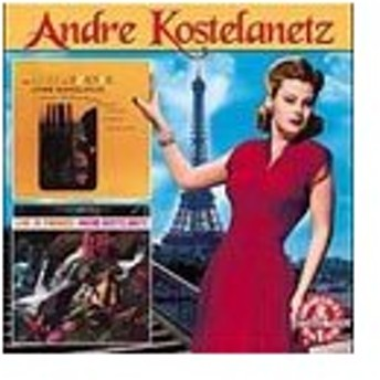 アンドレ・コステラネッツ The Lure Of France/The Lure Of Paradise CD
