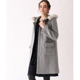 Couture Brooch / クチュールブローチ 【WEB限定サイズ(SS・LL)あり】フーテッドコート
