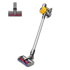 Dyson/ダイソン V6 Slim スリム コードレスサイクロン掃除機(Yellow Iron/イエローアイアン)
