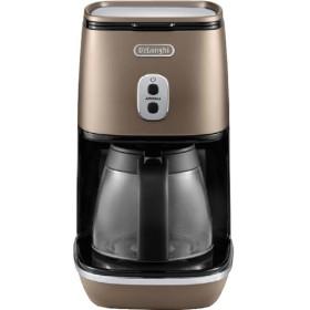 デロンギ ディスティンタコレクション ドリップコーヒーメーカー フューチャーブロンズ ICMI011J-BZ (1台)