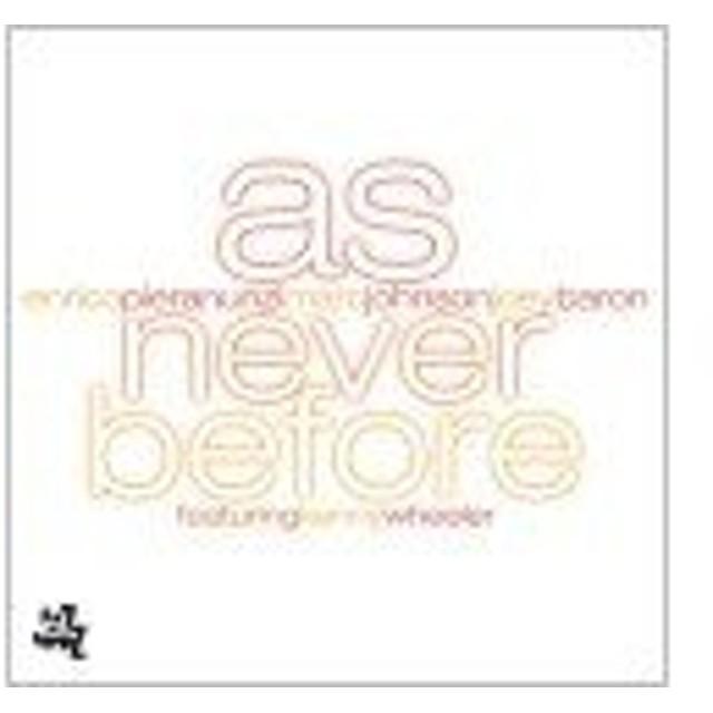 Enrico Pieranunzi/Marc Johnson/Joey Baron As Never Before CD