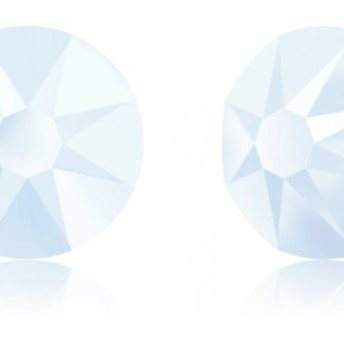 【スワロフスキー#2088】288粒 XIRIUS ラインストーン SS30 クリスタル パウダー ブルー (001PB