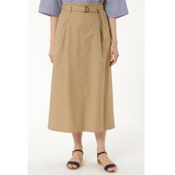 HUMAN WOMAN / [店舗限定販売]《arrive paris》タイプライタースカート