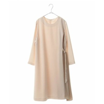 HIROKO BIS GRANDE ヒロコビス グランデ / 【洗える】サイドドレープドレス