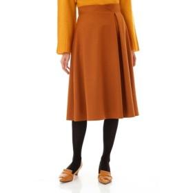 NATURAL BEAUTY / サキソニーストレッチスカート