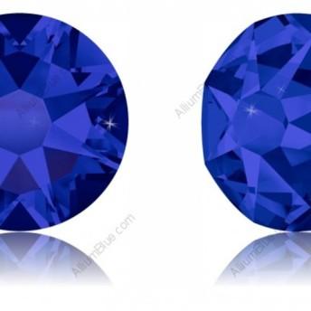 【スワロフスキー#2088】10粒 XIRIUS ラインストーン SS16 クリスタル メリディアン ブルー (001M