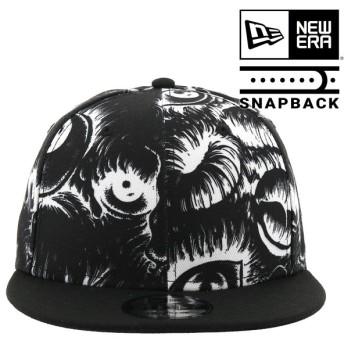 ニューエラ キャップ 9FIFTY ゲゲゲの鬼太郎 おばけナイター メンズ レディース 11785070 NEW ERA 帽子