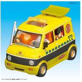 メカコレクション ドラゴンボール 7巻 亀仙人のワゴン車  おもちゃ プラモデル