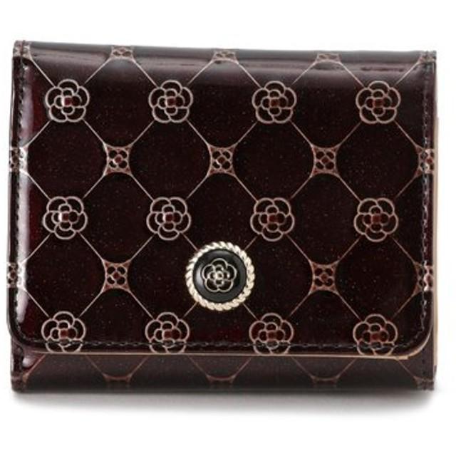 CLATHAS / CLATHAS クレイサス フリージア 三つ折り財布