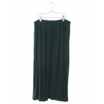 HIROKO BIS GRANDE / 【洗濯機で洗える】ジャージーギャザースカート