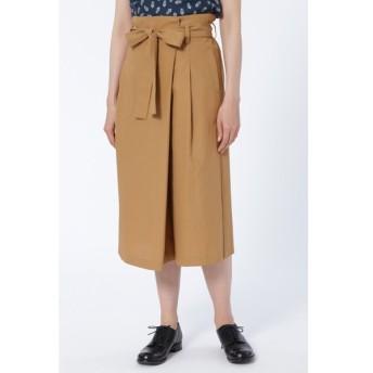 HUMAN WOMAN / ハイツイストコットン スカート