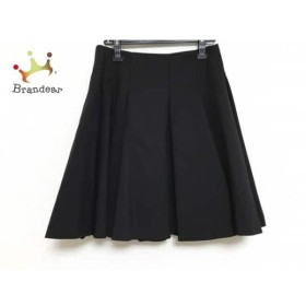 アドーア ADORE スカート サイズ38 M レディース 黒       スペシャル特価 20191008
