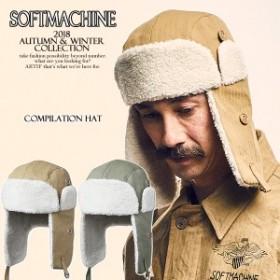 SOFTMACHINE ソフトマシーン COMPILATION HAT(FLYER HAT) softmachine メンズ キャップ 送料無料 ストリート atftps
