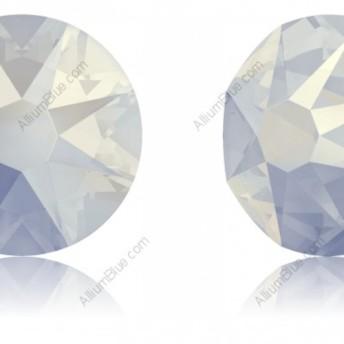 【スワロフスキー#2088】10粒 XIRIUS ラインストーン SS16 ホワイトオパール (234) F