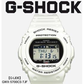 【お取り寄せ商品】  G-SHOCK ジーショック  Gショック メンズ CASIO カシオ 腕時計 ジー ライド G-LIDE GWX-5700CS