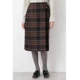 HUMAN WOMAN / キルトスカート